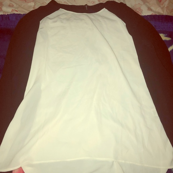 Willi Smith Tops - Black and white Share shirt very comfortable